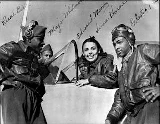 Lena Horne & Tuskegee Airmen