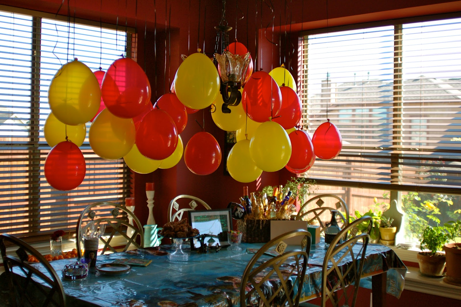 Image result for Hang balloon on Ceiling: