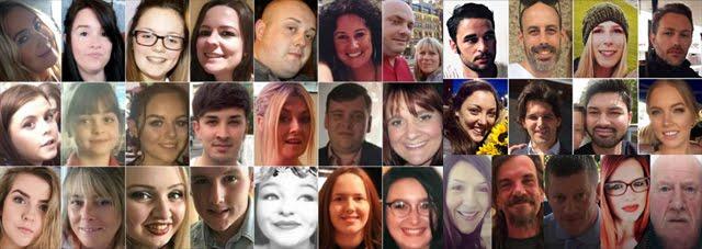 ¿Por qué todas las víctimas son blancas y occidentales?