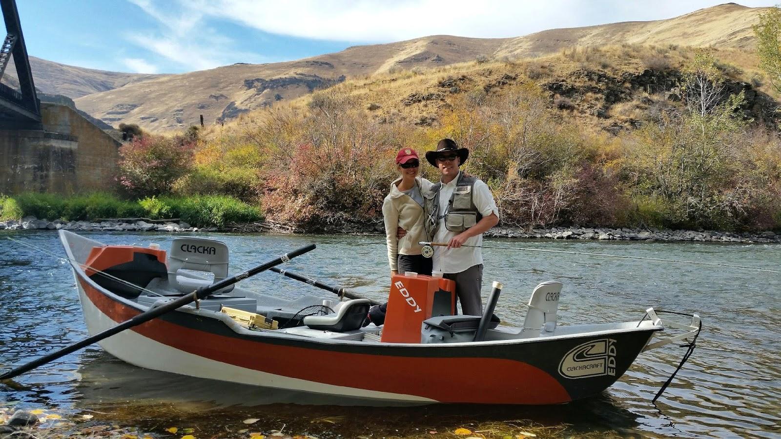 The evening hatch reports yakima klickitat upper for Klickitat river fishing report
