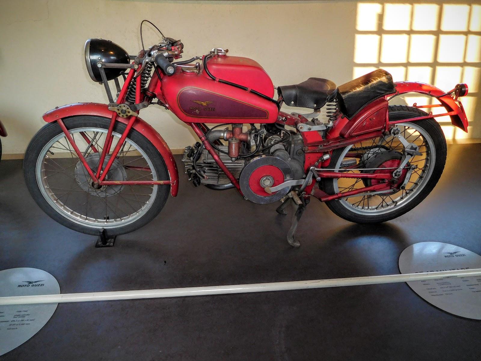 NYDucati: 1938-40 Moto Guzzi Condor