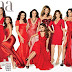 15 Cover Girls for Latina Magazine's 15th Anniversary Issue