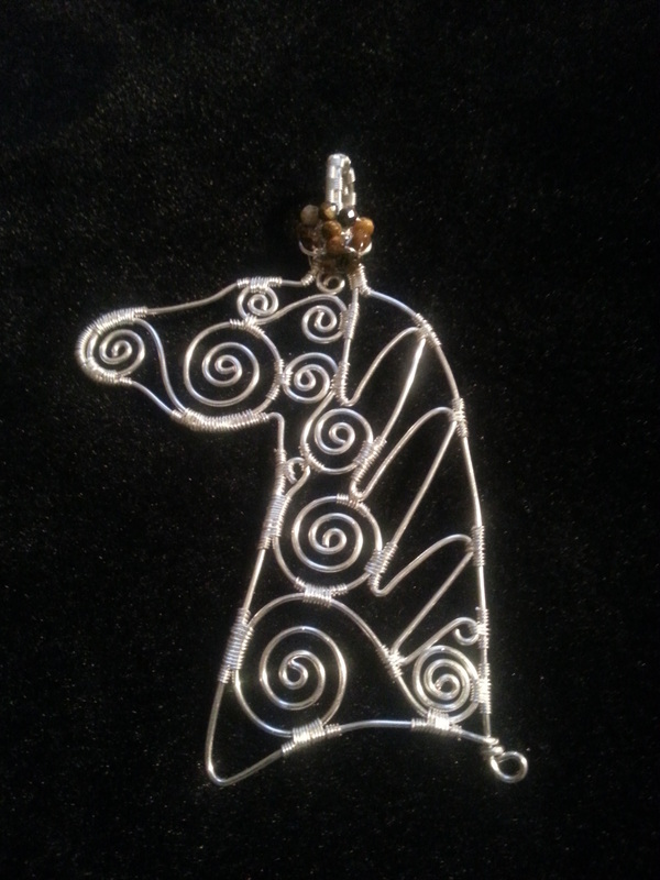 How to Make a Wire Wrapped Horse Head Tutorial - The Beading Gem\'s ...