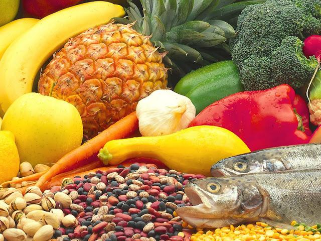 Gli alimenti Naturali