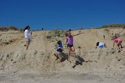 Beach Fun in Wellfleet (imgp )