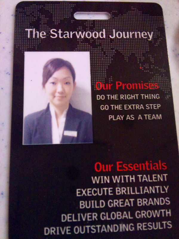 Me My Mood Diary Journey In Starwood Le Meridien