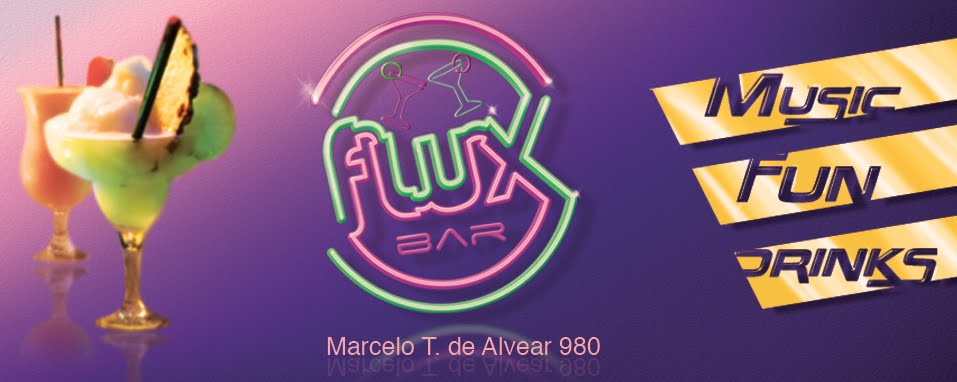 Flux Bar Buenos Aires