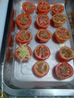 Tomato + Herbs