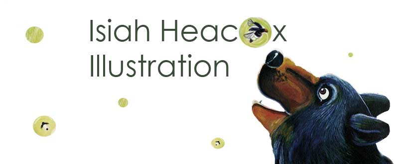 Isiah Heacox Illustration