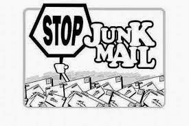 how to stop mail going into junk iphone