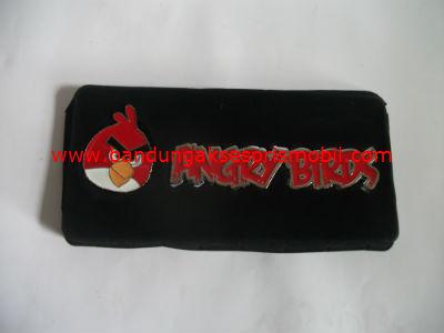 Logo Exclusive Besi Angry Bird