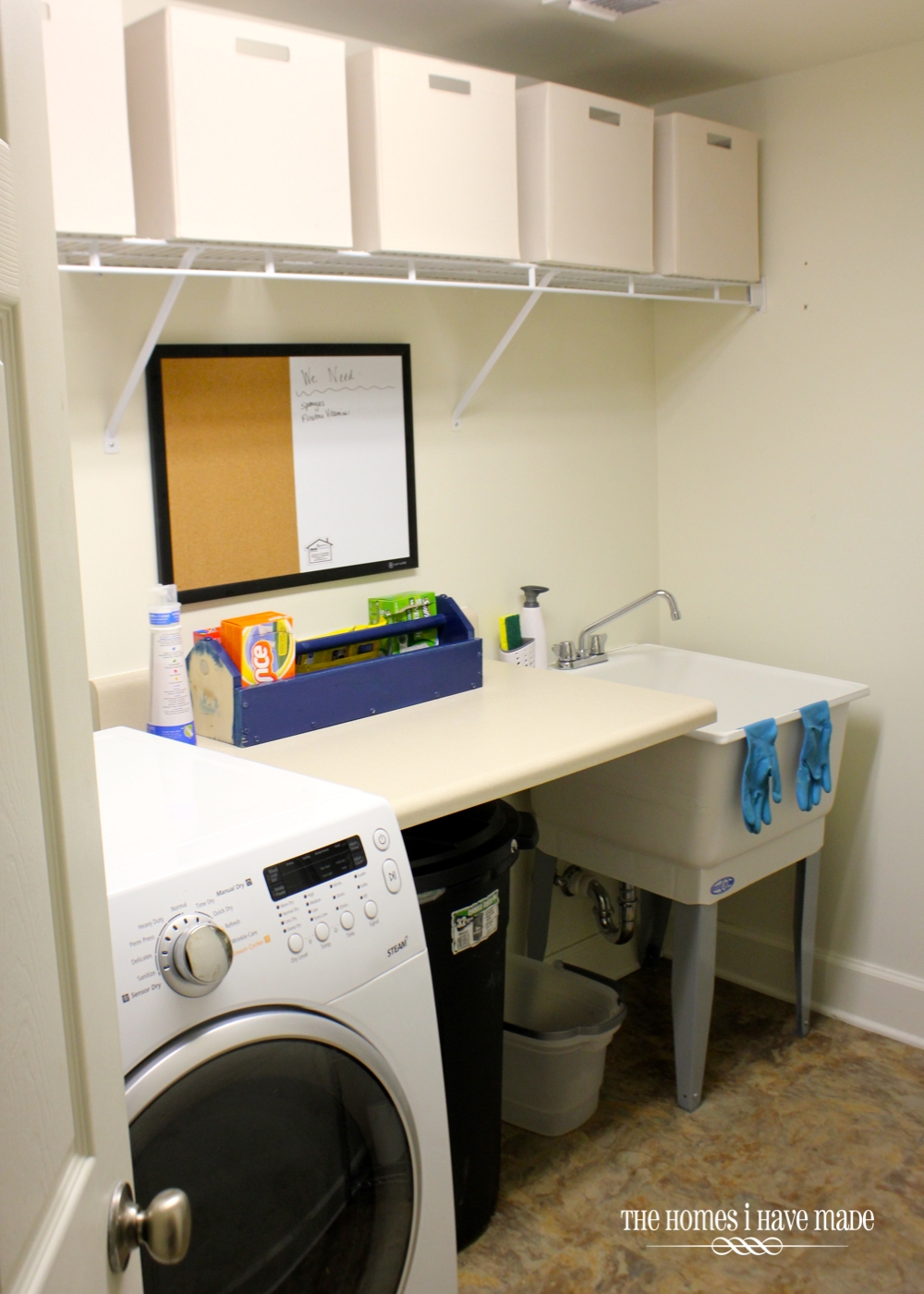 the laundry room making it work the homes i have made