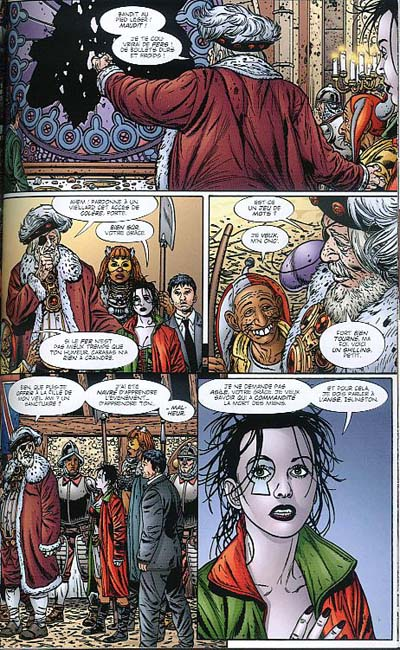 The Quest Who Killed Dooru0027s Family and Why?  sc 1 st  Fruitless Pursuits & Fruitless Pursuits: Neverwhere The Graphic Novel Review