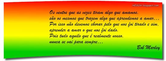 Frases do Bob Marley - Capas para Facebook