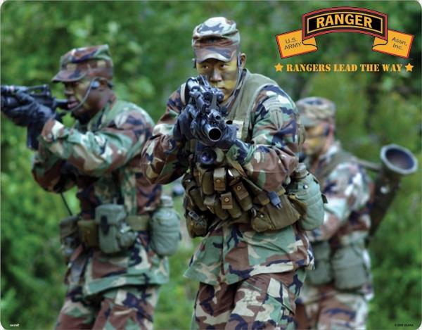 Army rangers motto