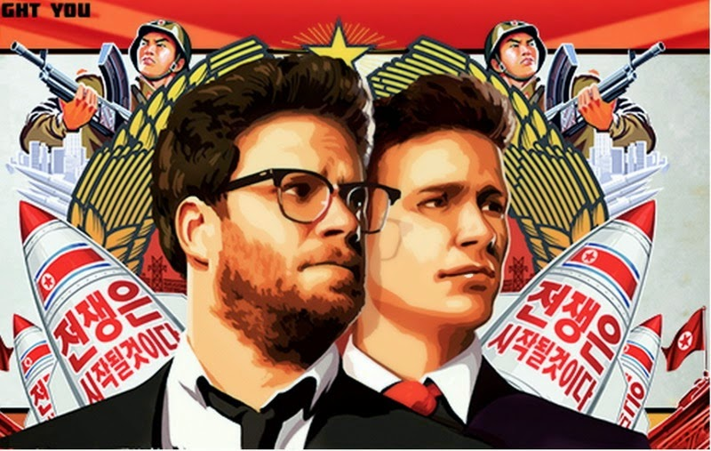 Foto Sinopsis dan Nama Pemain Film The Interview