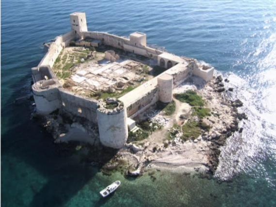 Byzantine Military: Byzantine Fortress of Maidens Castle