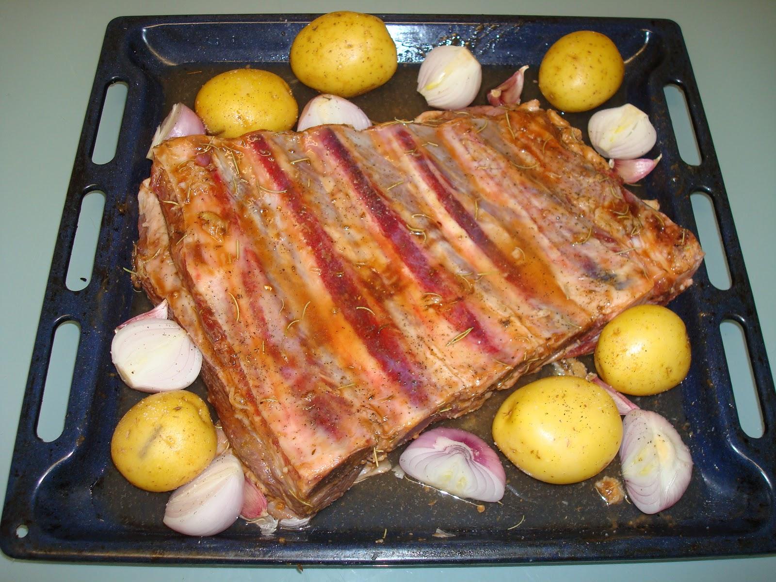 Chicane recetas de cocina costillar de ternera al horno - Cocina al horno ...