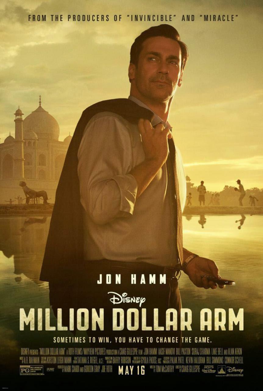 Million Dollar Arm คว้าฝันข้ามโลก [HD][พากย์ไทย]