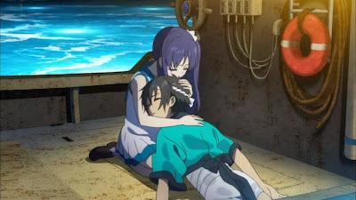 Nagi no Asukara Episode 13 Subtitle Indonesia - Anime 21