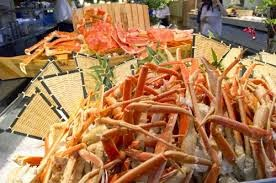 Todai Alaskan King Crab Buffet Marina Bay Sands