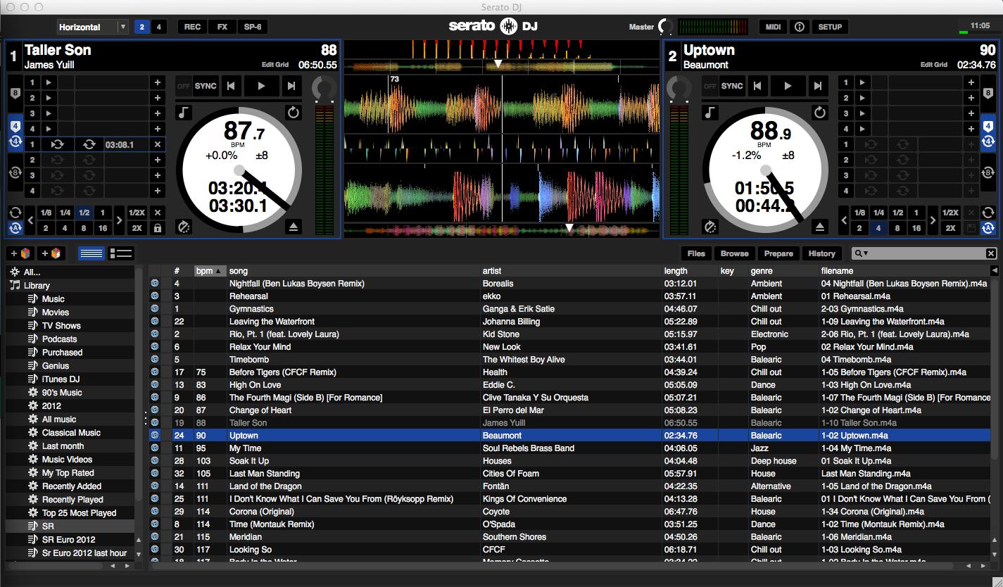 Serato DJ v1.1.1 Incl Crack.rar ~ Crack Software