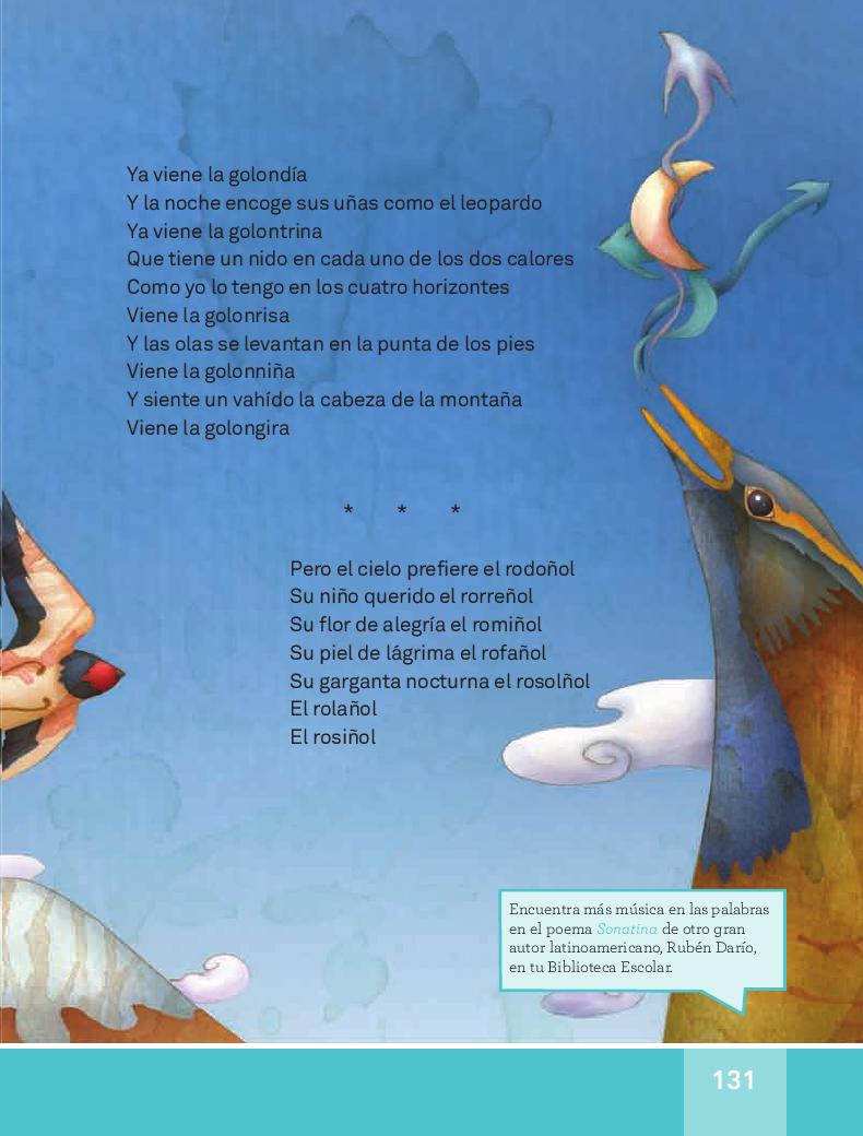 Altazor - Español Lecturas 3ro 2014-2015