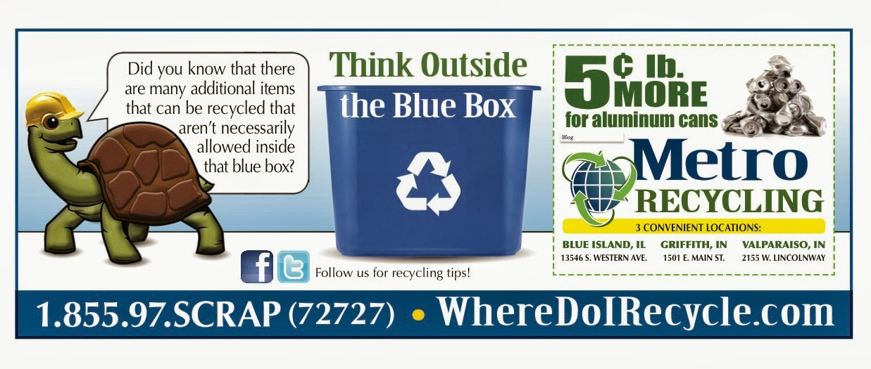 Recycle coupons pennysaver