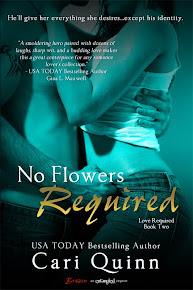 New release: No Flowers Required - USA Today bestseller!