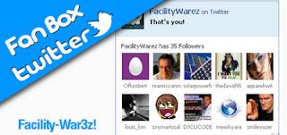 poner hacer un FanBox para Twitter