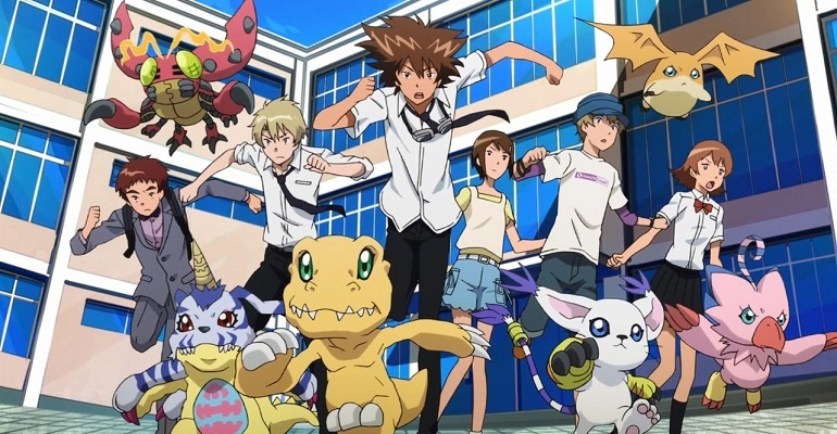 Digimon Adventure Tri Parte 1 - Reunião Legendado 2015 Filme 1080p Bluray Full HD completo Torrent