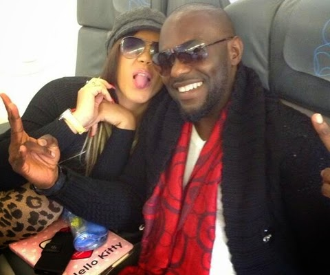 Jim Iyke isn't the father of Nadia Buhari new born twins