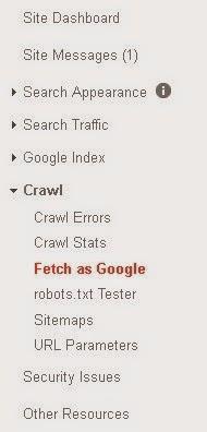 cara membuat google mengindeks postingan blog dalam waktu 3 menit 100% ampuh, cara cepat di indeks google, cara cepat membuat postingan di indeks google,   endolita.blogspot.com
