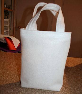 Craft Amp Creativity Easy Tote Bag Pattern