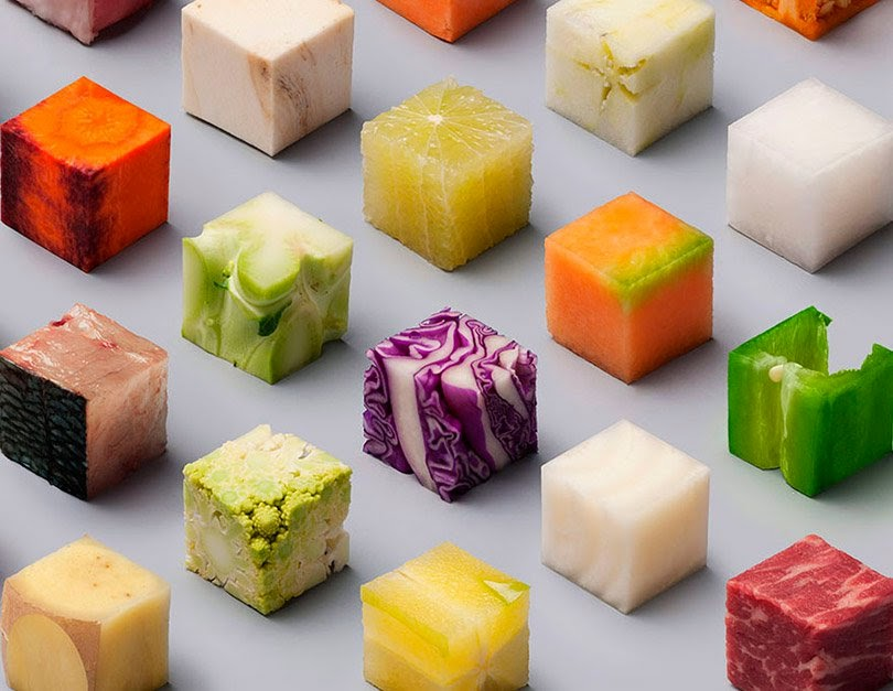 cube food lernert saunder