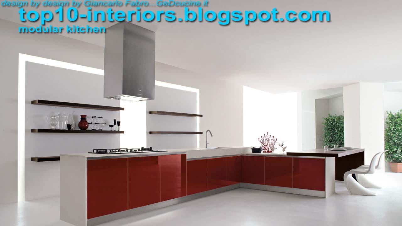 Modern Modular Kitchen Hd Images Embellishment - Best Kitchen Ideas ...