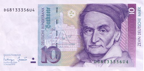 the life and impact of german scientist and mathematician carl firedrich gauss Carl friedrich gauss gauss spent most of his adult life at university of it was not a huge shock to mathematicians and scientists when gauss figured it.