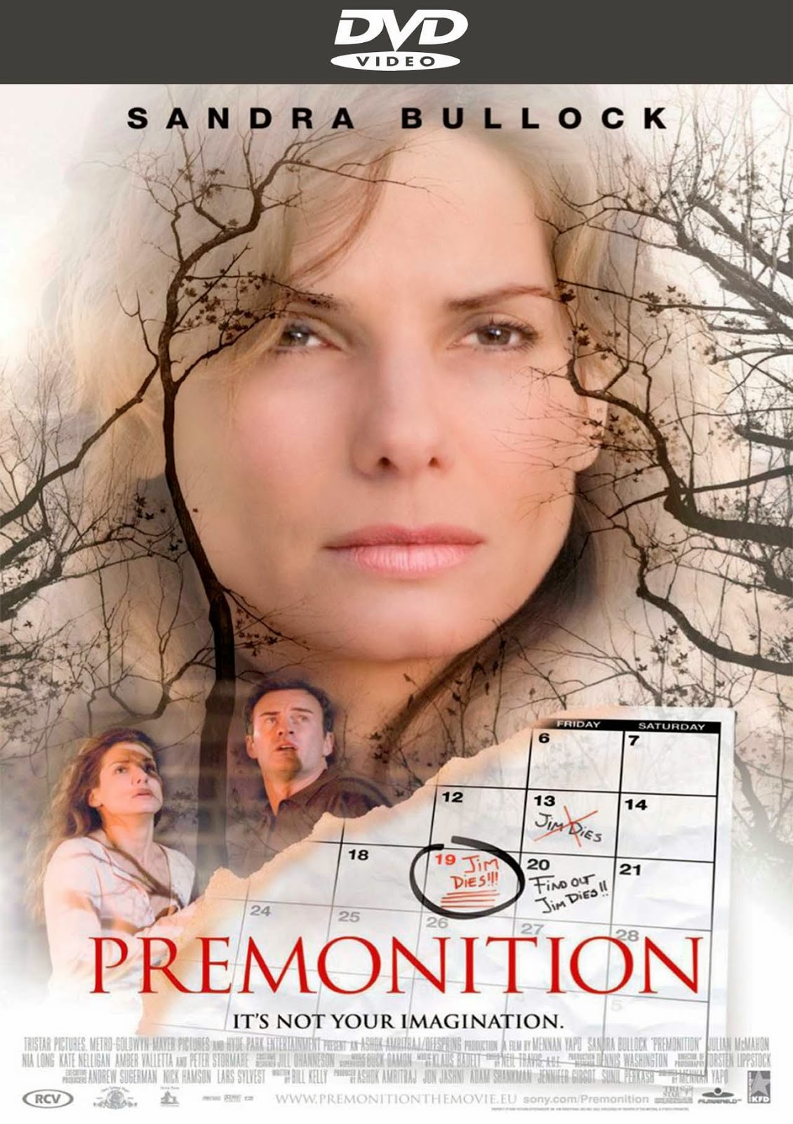 Premonition [2007] [Latino] [DVD 9]