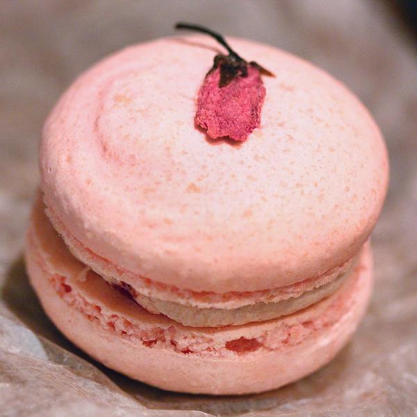 Takahachi Bakery Macaron