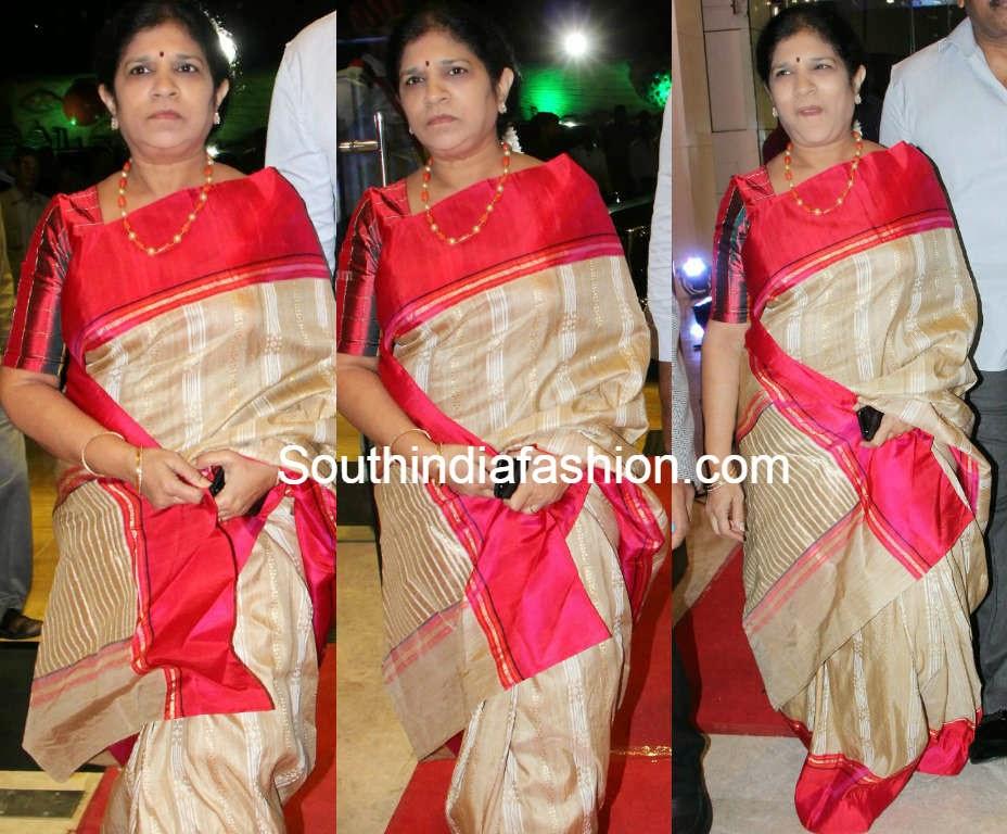chiranjeevi wife surekha