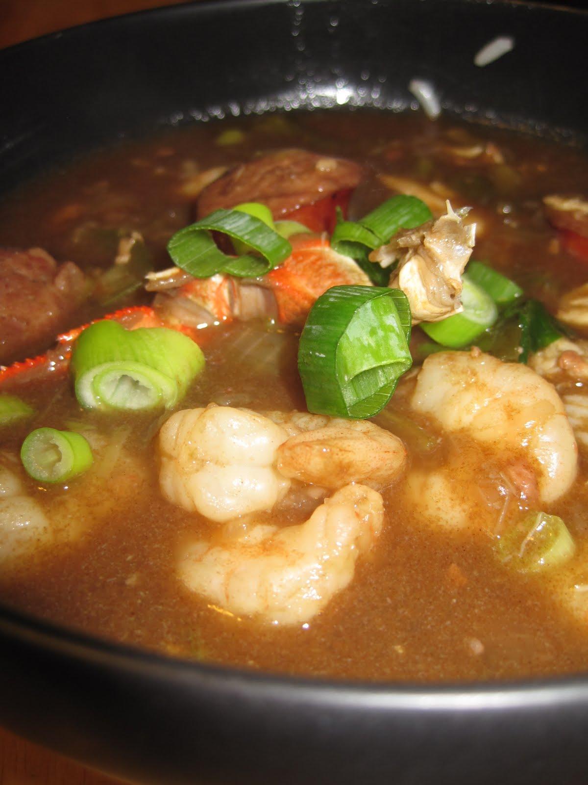 Mama Sarah's Kitchen: May 2011 Daring Cooks Challenge: Gumbo