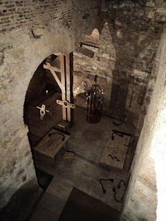 Citadel Alba Carolina-Dungeon - torture room