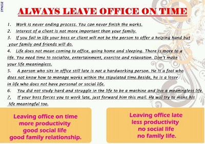 Leave-office-on-time-get-a-life
