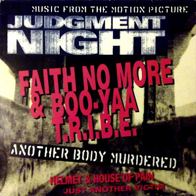 Faith No More & Boo-Yaa T.R.I.B.E. – Another Body Murdered / Helmet & House Of Pain – Just Another Murder (1993) (VLS) (320 kbps)