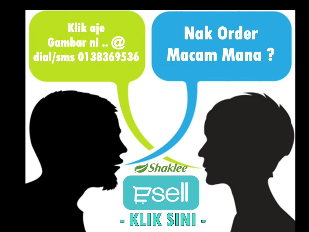 nak order shaklee online