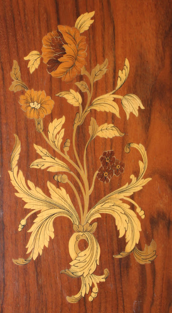 South West Inlay Designs And Patterns : Looking at the craft and art of marquetry enhancing