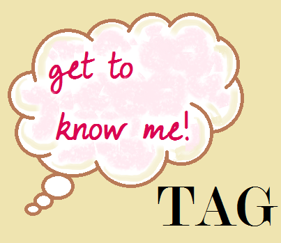 Tag Questions About me It's The 'get to Know Me' Tag