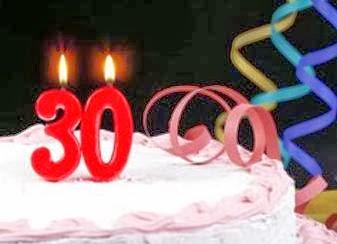 كل ما تحتاج المرأة لمعرفته عن الحب في عمر الثلاثين  - عيد ميلاد الميلاد الثلاثون 30 - birthday