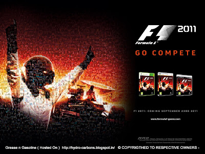 F1 2011™ is the sequel to the BAFTA winning FORMULA ONE™ videogame from Codemasters®, the developer and publisher of award-winning racing games. Developed under Codemasters' exclusive worldwide agreement with Formula One World Championship Limited, F1 2011 will come complete with all the official drivers, teams and circuits featuring in the 2011 FIA FORMULA ONE WORLD CHAMPIONSHIP™.