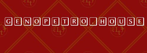 GenoPetro.House logo